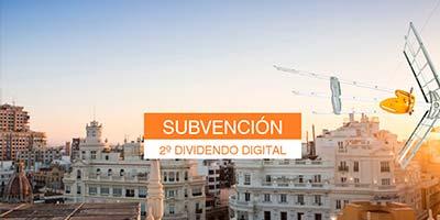Listado de Canales Definitivos en la Comunidad de Madrid
